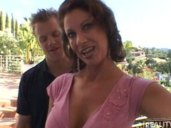 This marvelous MILF acquires double serviced