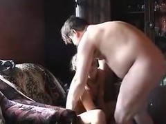 Shrivelled snatch bewitched by aged stud