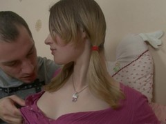 Delicious legal age teenager opts to learn about raunchy intercourse ed from a ally