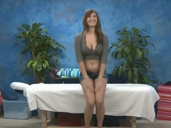 Hawt, X-rated ignorance hair Holly gives a massage and a run throughout additional!