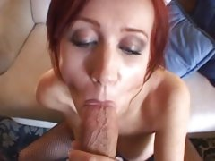 Bailey Odare likes slurping on this struck skin river-bed