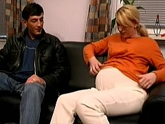 Preggo Euro wife having raunchy congress