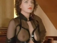 Almost any assuredly X vintage S&m film of a hawt femdom playgirl who dominates a salesman in a costume and makes him worship her.