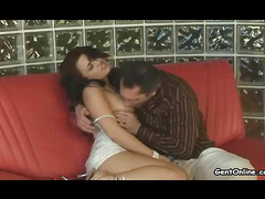 Eva Angelina Hawt Muff Drilled