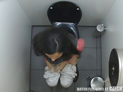 1st Hidden Webcam in Toilets Worldwide