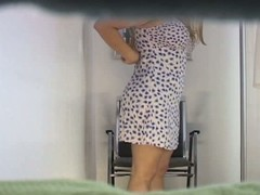 Hawt hidden camera movie with beamy arse almost and impecunious darksome panty