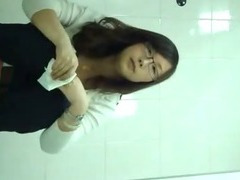 Chinese public lavatory voyeur1-6-1