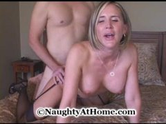 Milf Copulates 18yr Grey Virgin