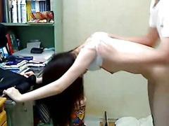 Korean Sister Fun from The brush Sibling 01