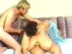 Breasty Treacherous BBW Mamma Hardcore