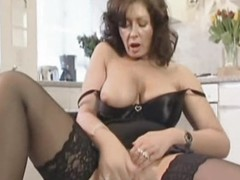 Sex-crazed British Housewife