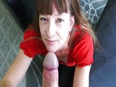 A Sexually excited Milf Jacks Gone A Younger Chap
