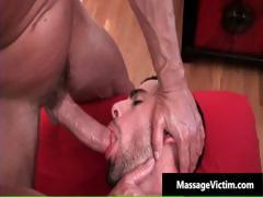 Hawt and concupiscent stud acquires the rub-down part6