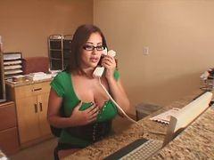 Selena Castro Hot Breasty Latin babe