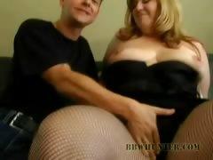 Cock Engulfing BBW Ashley