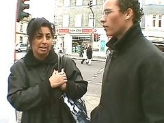 Juvenile Chap Entice A Breasty Mamma In The Street And Fuck Her 2