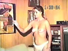 Chrissy And Her Dad Home Movie