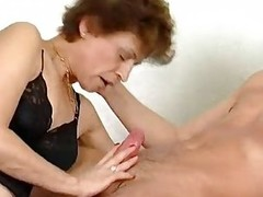 Aged German lady acquires nailed - Inferno Productions