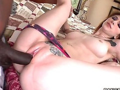 Monster Of Penis all up in her fur pie (Bang Bros » Monsters of Cock)