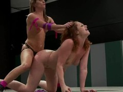 CiCi Rhodes acquires toyed and dominated after a catfight