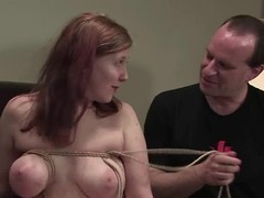 Unsightly hotty is rough tested for pounding readily available rub-down the casting