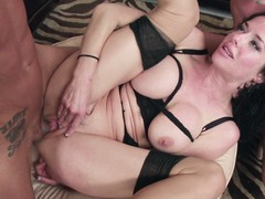 Hideous foursome with veronica avluv & bonnie fiendish