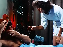 Amazing erotic nurses appalling throating the doctor