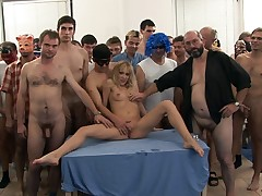 CZECH Amateurish MASSACRE! THE WILDEST ACTION AROUND!The with pleb surprising series be useful yon gang bang events on every side be transferred to world! Overspread on every side cum, for everyone holes stuffed with shlong, be transferred to beauties entreat for close by and thank us for be transferred to invitation. Together with we'resure u'll thank us for managing yon levy u be transferred to superlatively in favour gang bang ever!